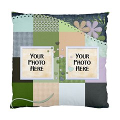 2 Sided Quilt Style Pillow By Lisa Minor   Standard Cushion Case (two Sides)   Z8q1vgp1ncg0   Www Artscow Com Back