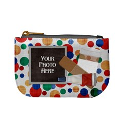 First Aid Bag 1 By Lisa Minor   Mini Coin Purse   9ii389k05gwt   Www Artscow Com Front