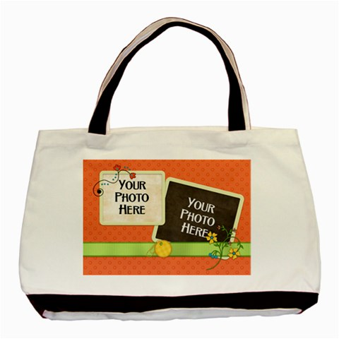 Tote Fanciful Fun 3 By Lisa Minor   Basic Tote Bag   Xu6a6vuep59h   Www Artscow Com Front