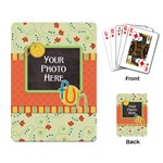 Playing Cards-Fanciful Fun 2 - Playing Cards Single Design
