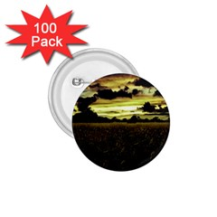 Dark Meadow Landscape  1 75  Button (100 Pack) by dflcprints