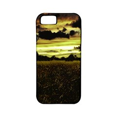 Dark Meadow Landscape  Apple Iphone 5 Classic Hardshell Case (pc+silicone) by dflcprints