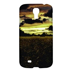 Dark Meadow Landscape  Samsung Galaxy S4 I9500/i9505 Hardshell Case by dflcprints