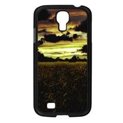 Dark Meadow Landscape  Samsung Galaxy S4 I9500/ I9505 Case (black) by dflcprints
