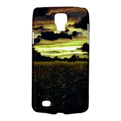 Dark Meadow Landscape  Samsung Galaxy S4 Active (i9295) Hardshell Case by dflcprints