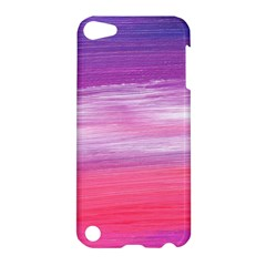 Abstract In Pink & Purple Apple Ipod Touch 5 Hardshell Case by StuffOrSomething