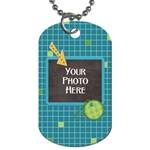Dog Tag-Fanciful Fun 2 - Dog Tag (One Side)