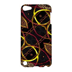 Luxury Futuristic Ornament Apple Ipod Touch 5 Hardshell Case by dflcprints