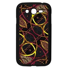 Luxury Futuristic Ornament Samsung Galaxy Grand Duos I9082 Case (black)