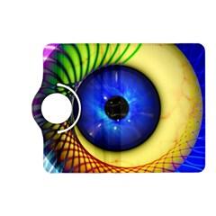 Eerie Psychedelic Eye Kindle Fire Hd 7  (2nd Gen) Flip 360 Case by StuffOrSomething