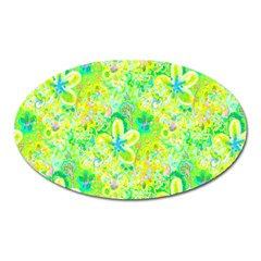 Summer Fun Magnet (oval) by rokinronda