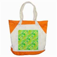 Summer Fun Accent Tote Bag by rokinronda