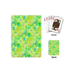 Summer Fun Playing Cards (mini) by rokinronda