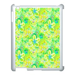 Summer Fun Apple Ipad 3/4 Case (white) by rokinronda