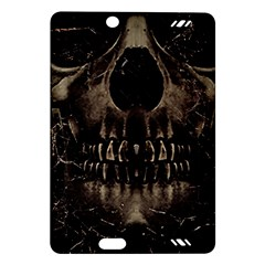 Skull Poster Background Kindle Fire Hd 7  (2nd Gen) Hardshell Case by dflcprints