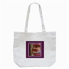 Our Tote Bag By Deborah   Tote Bag (white)   Onlidxr1mr1v   Www Artscow Com Front