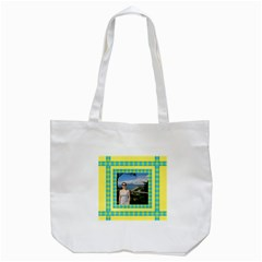 Sunny Day Tote Bag By Deborah   Tote Bag (white)   Uw73it94nqn7   Www Artscow Com Back
