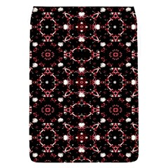 Futuristic Dark Pattern Removable Flap Cover (small) by dflcprints