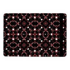 Futuristic Dark Pattern Samsung Galaxy Tab Pro 10 1  Flip Case by dflcprints
