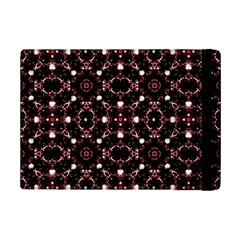 Futuristic Dark Pattern Apple Ipad Mini 2 Flip Case