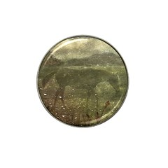 Flora And Fauna Dreamy Collage Golf Ball Marker (for Hat Clip) by dflcprints