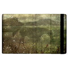 Flora And Fauna Dreamy Collage Apple Ipad 3/4 Flip Case by dflcprints