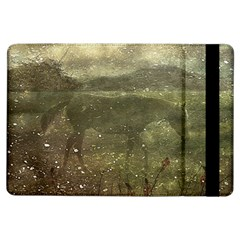 Flora And Fauna Dreamy Collage Apple iPad Air Flip Case by dflcprints
