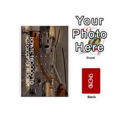 Go For Broke   Spend By Caleb Goerzen   Playing Cards 54 (mini)   Icyk8pvyoxgh   Www Artscow Com Front - Spade2