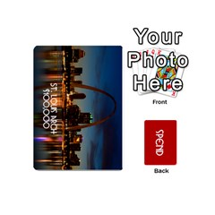 Go For Broke   Spend By Caleb Goerzen   Playing Cards 54 (mini)   Icyk8pvyoxgh   Www Artscow Com Front - Spade9