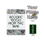 Go for Broke - Receive - Playing Cards 54 (Mini)