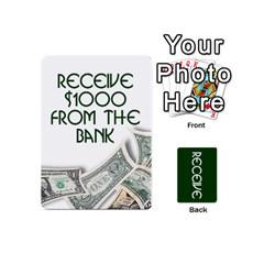 King Go For Broke   Receive By Caleb Goerzen   Playing Cards 54 (mini)   Mzn5ecpnjwvs   Www Artscow Com Front - SpadeK