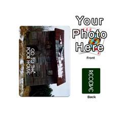 Go For Broke   Receive By Caleb Goerzen   Playing Cards 54 (mini)   Mzn5ecpnjwvs   Www Artscow Com Front - Joker1