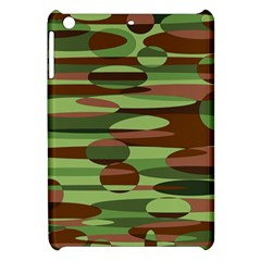 Green And Brown Spheres By Khoncepts Com Apple Ipad Mini Hardshell Case