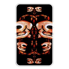 Skull Motif Ornament Memory Card Reader (rectangular) by dflcprints