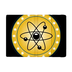 Atom Symbol Apple Ipad Mini Flip Case by StuffOrSomething