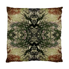 Winter Colors Collage Cushion Case (single Sided)  by dflcprints