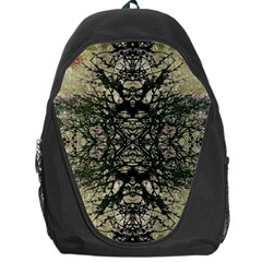 Winter Colors Collage Backpack Bag by dflcprints