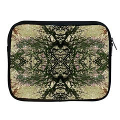 Winter Colors Collage Apple Ipad Zippered Sleeve by dflcprints