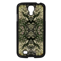Winter Colors Collage Samsung Galaxy S4 I9500/ I9505 Case (black) by dflcprints