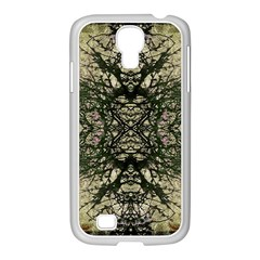 Winter Colors Collage Samsung Galaxy S4 I9500/ I9505 Case (white) by dflcprints