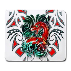 Tribal Dragon Large Mouse Pad (rectangle) by TheWowFactor