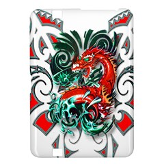 Tribal Dragon Kindle Fire Hd 8 9  Hardshell Case by TheWowFactor