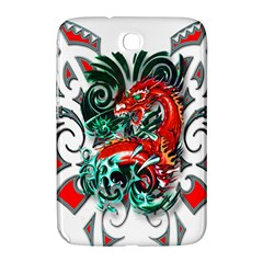Tribal Dragon Samsung Galaxy Note 8 0 N5100 Hardshell Case  by TheWowFactor