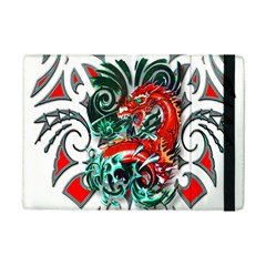 Tribal Dragon Apple Ipad Mini 2 Flip Case by TheWowFactor