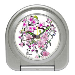 Cherry Bloom Spring Desk Alarm Clock by TheWowFactor