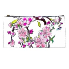 Cherry Bloom Spring Pencil Case by TheWowFactor