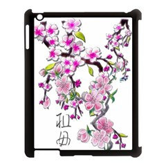 Cherry Bloom Spring Apple Ipad 3/4 Case (black) by TheWowFactor