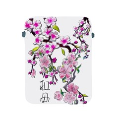 Cherry Bloom Spring Apple Ipad Protective Sleeve