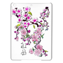 Cherry Bloom Spring Apple Ipad Air Hardshell Case