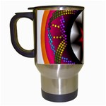 Transformation Travel Mug (White)